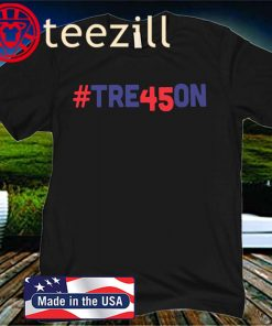 #TRE45ON US ANTI SHIRT