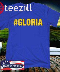 Boreanaz T-Shirt #gloria