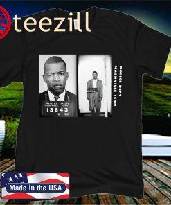 Civil Rights Leader John Lewis T-Shirt