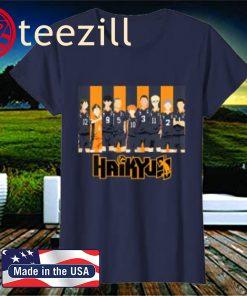 Haikyuus Team 2020 Shirt