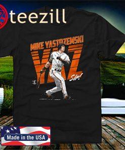 Mike Yastrzemski Tee - San Francisco Baseball - Mike Yastrzemski YAZ Shirt