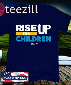 Rise up for Children 2020 T-Shirt