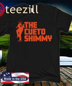 The Cueto Shimmy 2020 Shirt San Francisco - MLBPA Licensed