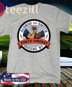 Alonso & Smith Queens Power Company NY 2020 Shirt
