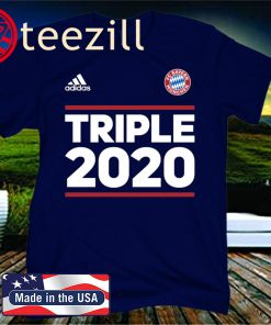 Bayern Triple 2020 T-Shirt