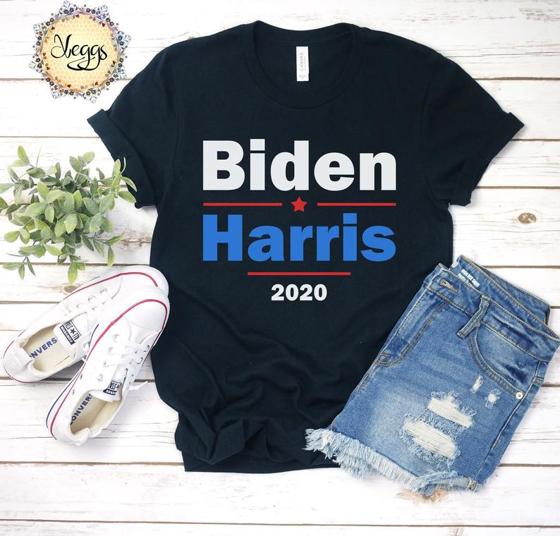 Biden Harris 2020 Kamala Harris Joe Biden Kamala Harris Political Shirts Tee Teezill
