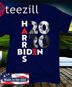Biden Harris Election 2020 Shirt T-Shirt