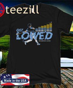 Brandon Lowe Get Lowe'd T-Shirt, Tampa Bay - MLBPA