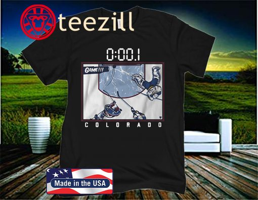 Colorado Buzzer Beater Hockey Official T-Shirt