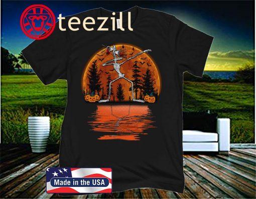 Dabbing Siren Head Halloween Siren Head Horror Scary ShirtDabbing Siren Head Halloween Siren Head Horror Scary Shirt