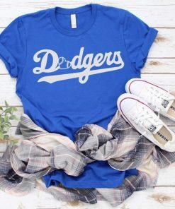Dodgers Baseball 2020 Shirt LA Dodgers Baseball T-Shirt