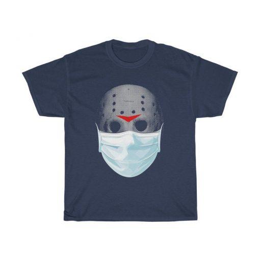 Face Mask Funny Horror Movie 2020 Shirt