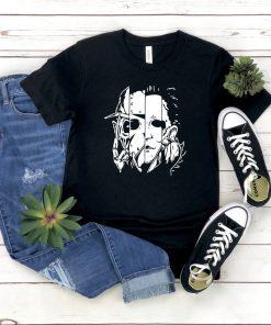 Freddy, Jason, Michael, Thomas Shirt, Horror Shirt, Halloween Shirt, Gift For Her, Gift For Him, Scary Shirt, Funny Halloween Shirt, Party