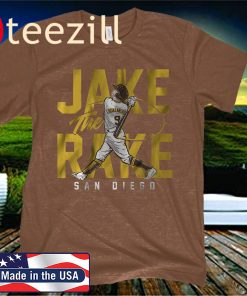 Jake Cronenworth Jake the Rake Licensed Shirt