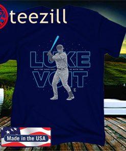 Luke Skybomber T-Shirt Luke Voit New York Baseball