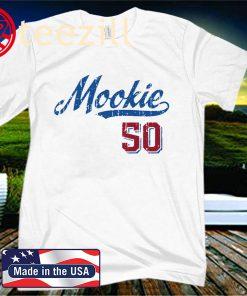 Mookie Betts 50 Shirt