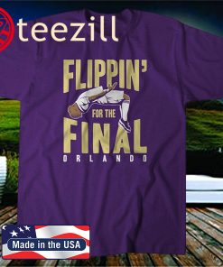 Nani Flippin' For the Final Orlando 2020 Shirt