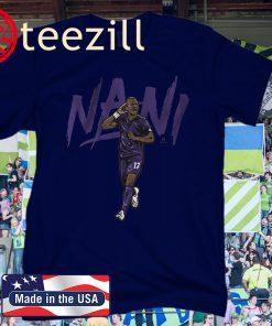 Nani Orlando Soccer 2020 T-Shirt