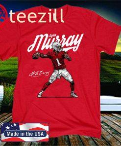 Official Kyler Murray Score Signature T-Shirt