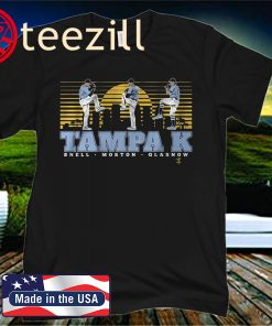 Snell- Morton- Glasnow- Tampa K Official T-Shirt