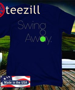 Swing Away Baseball Official T-Shirt