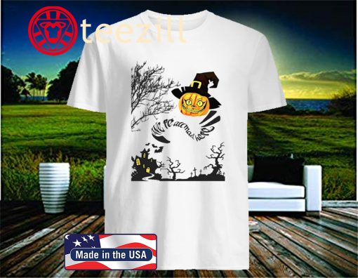 WE'RE ALL MAD HERE PUMPKIN WITCH HALLOWEEN 2020 SHIRT