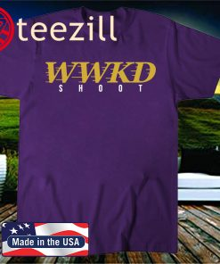 WWKD T-Shirt - Los Angeles Basketball