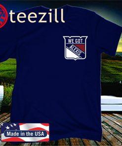 We Got Alexis New York Hockey 2020 T-Shirt
