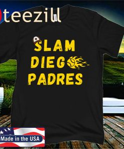 2020 Slam Diego Padres Shirt
