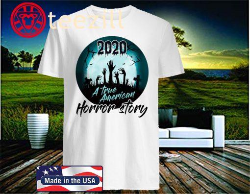A True American Horror Story Halloween T-Shirt