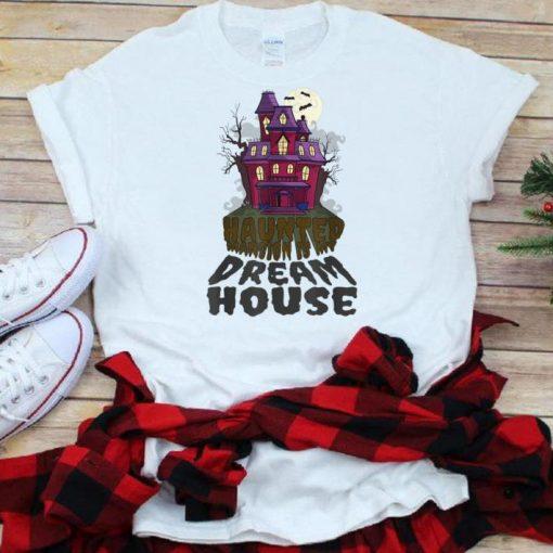 Great Halloween Haunted House Trick Treat Dream Mansion Wear 2020 Shirt