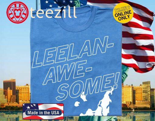 Leelan-Awesome 2020 Shirt
