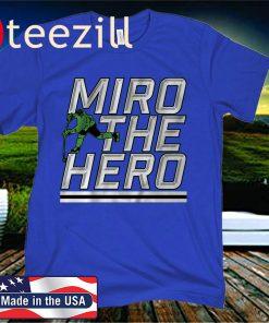 Miro the Hero Shirt - Dallas Hockey