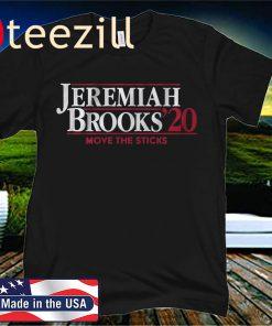 Move The Sticks 2020 Shirt - Daniel Jeremiah