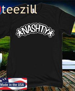 Nashty Shirt Brooklyn Basketball 2020