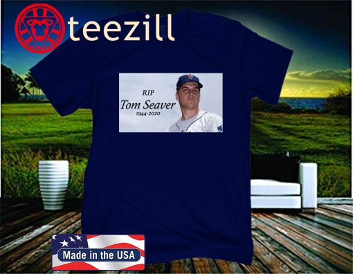 Ronole Rip Tom Seaver Shirts