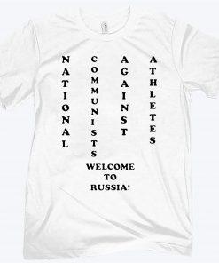 NCAA National Communists Against Athletes Shirt