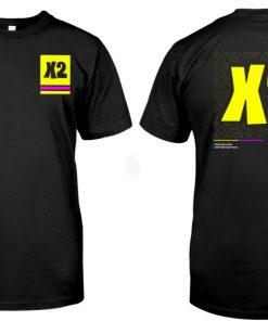X2 Twins JB Jordan T-Shirt