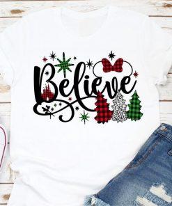 2020 Disney Christmas T-Shirt Family Vacation. Matching Tee Shirt