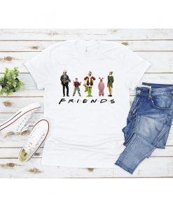 ALMOST GONE! Friends Christmas shirt, Funny Christmas Shirt, Clark Griswold, Grinch, Kevin Mcallister, Buddy Elf Shirt, 90's Christmas Shirt