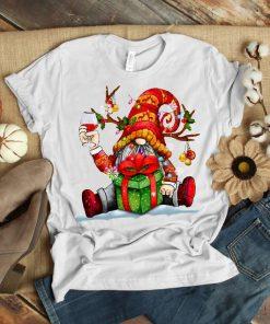 Gnome Wine Christmas Ladies Shirt, Wine Shirt, Gnomes T Shirt, Christmas 2020 For Women's Shirt, Best Gift Ever