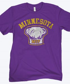 Minnesota MVP T-Shirt - Minnesota Football Shirt