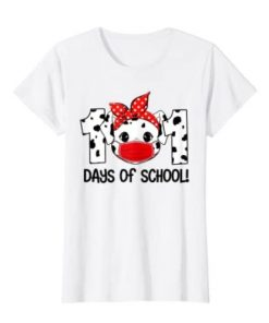 101 Days Of School Teachers Kids Shirt