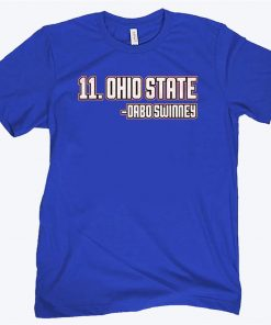 #11 RANKED SHIRT