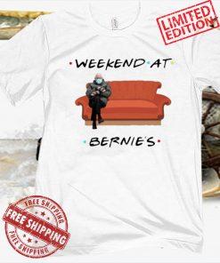 Bernie Sanders Weekend At Bernie's United States Shirt