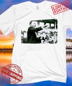 MLK - SPEECH IMAGE SHIRT