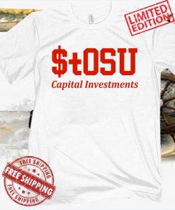 $TOSU Capital Investments Tee Shirt