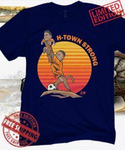 Christian Ramirez & Memo Rodriguez H-Town Strong Shirt