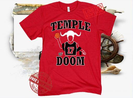 TEMPLE OF DOOM TEE SHIRT