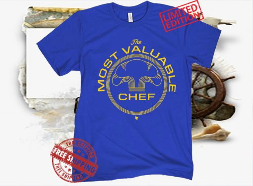The MVP Chef Tee Shirt - Bay Area Basketball
